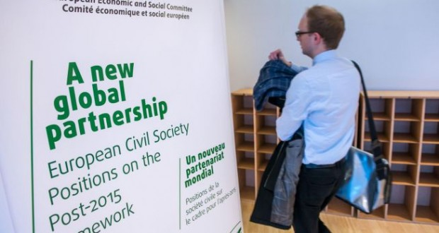 New Global Partnership European Civil Society